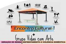 """1ª Feira de artesanato """"Vidas com Arte"""" acontece no Taquaril"""