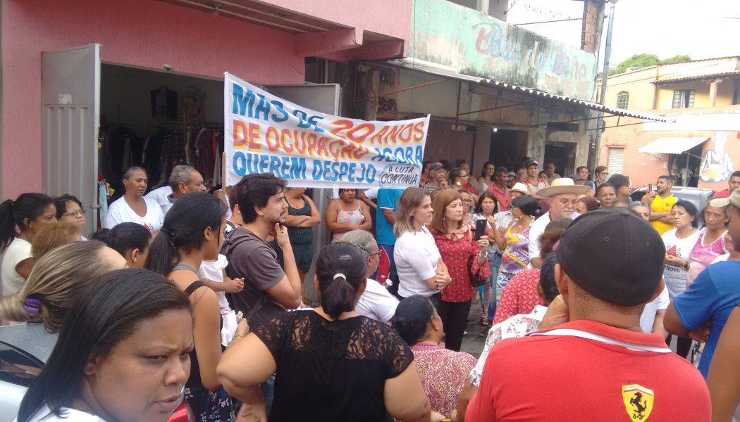 Equipe do Programa Diálogos Comunitários e Promotoras de Justiça com atribuição em apoio comunitário realizam visita técnica à comunidade Vila Nova