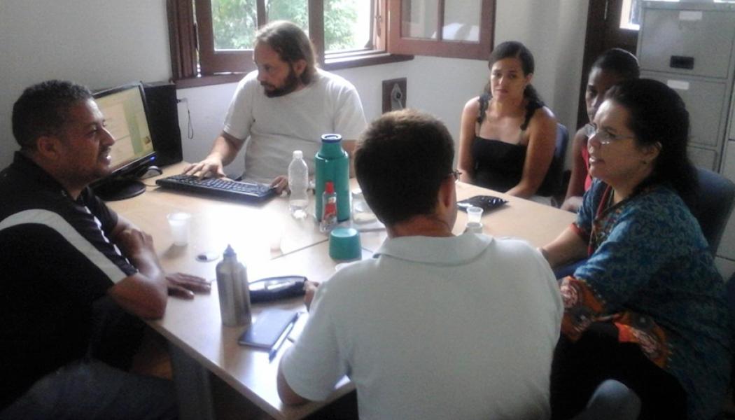 Programa Diálogos presta apoio comunitário a ocupações urbanas