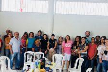Construção coletiva dá o tom do processo de articulação da rede de desenvolvimento comunitário no Residencial Pinheiros