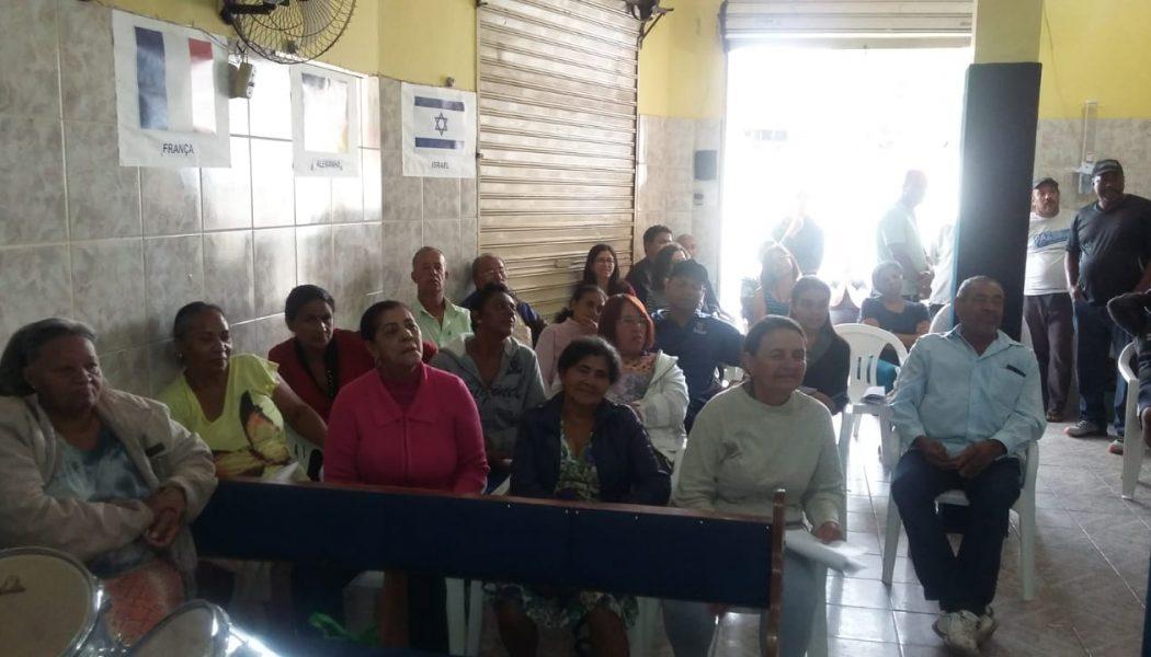 Programa Diálogos Comunitários e Comunidade Vila Nova discutem sobre processo de reintegração de posse