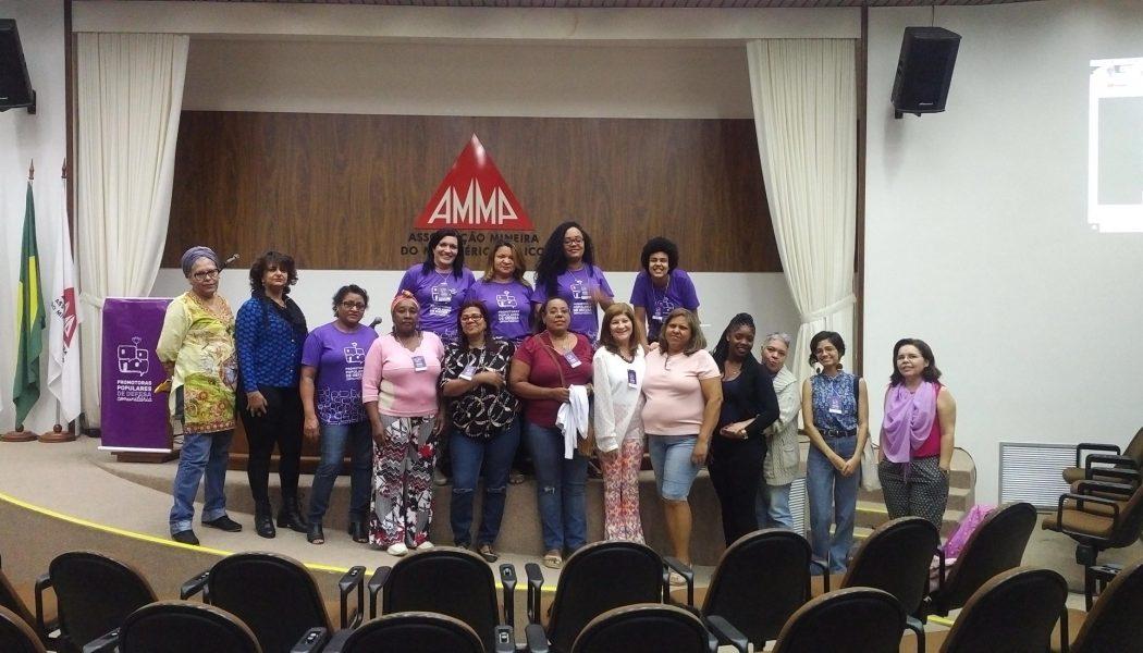 """Promotoras populares propõem evento """"Saberes e Fazeres das Promotoras Populares de Defesa Comunitária: Com Marielle por todas!"""""""